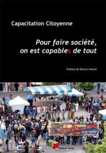 1-couverture livre Capacitation Citoyenne